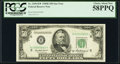 Small Size:Federal Reserve Notes, Fr. 2109-H* $50 1950B Federal Reserve Star Note. PCGS Choice About New 58PPQ.. ...