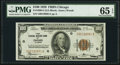 Small Size:Federal Reserve Bank Notes, Fr. 1890-G $100 1929 Federal Reserve Bank Note. PMG Gem Uncirculated 65 EPQ.. ...