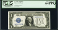 Small Size:Silver Certificates, Fr. 1604 $1 1928D Silver Certificate. PCGS Very Choice New 64PPQ.. ...