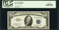 Small Size:Silver Certificates, Fr. 1706 $10 1953 Silver Certificate. PCGS Gem New 66PPQ.. ...