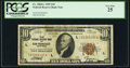 Fr. 1860-L $10 1929 Federal Reserve Bank Note. PCGS Very Fine 25