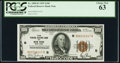 Small Size:Federal Reserve Bank Notes, Fr. 1890-B $100 1929 Federal Reserve Bank Note. PCGS Choice New 63.. ...
