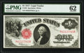 Large Size:Legal Tender Notes, Fr. 39 $1 1917 Legal Tender PMG Uncirculated 62.. ...