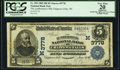 Chippewa Falls, WI - $5 1902 Date Back Fr. 592 The Lumbermen's National Bank Ch. # (M)3778 PCGS Apparent Very Fine 20...