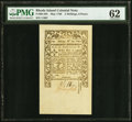 Rhode Island May 1786 2s 6d PMG Uncirculated 62