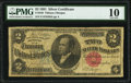Fr. 246 $2 1891 Silver Certificate PMG Very Good 10