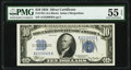 Fr. 1701 $10 1934 Silver Certificate. PMG About Uncirculated 55 EPQ