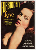 Golden Age (1938-1955):Romance, Forbidden Love #1 (Quality, 1950) Condition: Apparent FN....