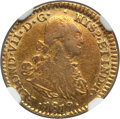 Colombia, Colombia: Ferdinand VII gold Escudo 1819/8 NR-JF XF45 NGC,...