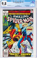 Bronze Age (1970-1979):Superhero, The Amazing Spider-Man #182 (Marvel, 1978) CGC NM/MT 9.8 White pages....