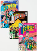 Modern Age (1980-Present):Miscellaneous, Modern Age Comics Long Box Group (Various Publishers, 1980s-90s) Condition: Average FN....