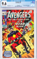 Bronze Age (1970-1979):Superhero, The Avengers #89 (Marvel, 1971) CGC NM+ 9.6 Off-white to white pages....