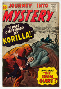Silver Age (1956-1969):Horror, Journey Into Mystery #69 (Marvel, 1961) Condition: FN-....