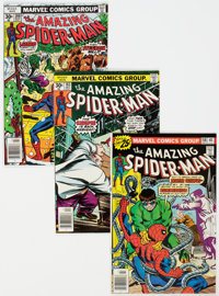 The Amazing Spider-Man Group of 11 (Marvel, 1976-78) Condition: Average NM-.... (Total: 11 Comic Books)