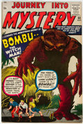 Silver Age (1956-1969):Horror, Journey Into Mystery #60 (Marvel, 1960) Condition: FN....