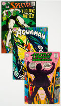 Silver Age (1956-1969):Miscellaneous, DC Silver Age Group of 25 (DC, 1966-70).... (Total: 25 )