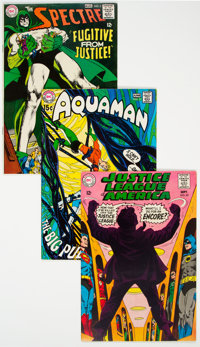 DC Silver Age Group of 25 (DC, 1966-70).... (Total: 25 )