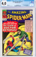 Silver Age (1956-1969):Superhero, The Amazing Spider-Man #11 (Marvel, 1964) CGC VG 4.0 Off-white pages....
