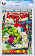 Bronze Age (1970-1979):Superhero, The Amazing Spider-Man #119 (Marvel, 1973) CGC NM+ 9.6 White pages....