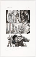 Original Comic Art:Panel Pages, Simone Bianchi Astonishing X-Men #29 Page 6 Original Art (Marvel, 2009)....