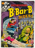 Golden Age (1938-1955):Horror, Bobby Benson's B-Bar-B Riders #14 (Magazine Enterprises, 1952) Condition: VG-....