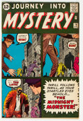 Silver Age (1956-1969):Horror, Journey Into Mystery #79 (Marvel, 1962) Condition: FN+....