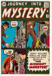 Journey Into Mystery #79 (Marvel, 1962) Condition: FN+