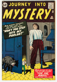 Journey Into Mystery #80 (Marvel, 1962) Condition: FN