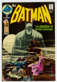 Batman #227 (DC, 1970) Condition: VG+