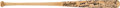 Baseball Collectibles:Bats, 1993 Game Issued & Team Signed All-Star Bat from The Devon White Collection. ...