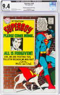 Silver Age (1956-1969):Superhero, Superboy #146 Murphy Anderson File Copy (DC, 1968) CGC NM 9.4 Off-white to white pages....