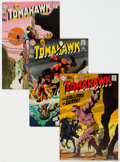 Bronze Age (1970-1979):Western, Tomahawk Group of 11 (DC, 1969-72) Condition: Average VF/NM.... (Total: 11 Comic Books)