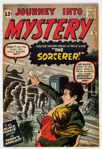 Journey Into Mystery #78 (Marvel, 1962) Condition: FN+