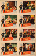 "Movie Posters:Rock and Roll, Carnival Rock (Howco, 1957). Fine/Very Fine. Lobby Card Set of 8 (11"" X 14""). Rock and Roll.. ... (Total: 8 Items)"