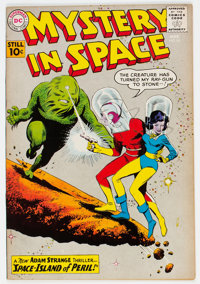 Mystery in Space #66 (DC, 1961) Condition: VF-