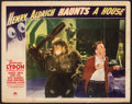 """Movie Posters:Comedy, Henry Aldrich Haunts a House (Paramount, 1943). Fine. Lobby Card (11"""" X 14""""). Comedy.. ..."""