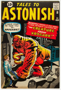 Tales to Astonish #25 (Marvel, 1961) Condition: FN