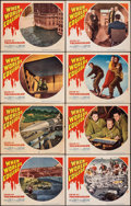 """Movie Posters:Science Fiction, When Worlds Collide (Paramount, 1951). Fine/Very Fine. Lobby Card Set of 8 (11"""" X 14""""). Science Fiction.. ... (Total: 8 Items)"""