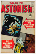 Silver Age (1956-1969):Horror, Tales to Astonish #26 (Marvel, 1961) Condition: FN-....