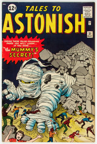 Tales to Astonish #31 (Marvel, 1962) Condition: FN-