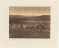 Photography:Studio Portraits, Edward S. Curtis: Plains and Southwest Indians Photogravures.... (Total: 5 Items)