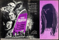 """Movie Posters:Horror, The Raven (American International, 1963). Folded, Fine/Very Fine. Uncut Pressbook (11 Pages, 13.75"""" X 20.5""""). Reynold Brown ..."""