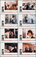 """Movie Posters:Action, Dog Day Afternoon (Warner Bros., 1975). Very Fine+. Lobby Card Set of 8 (11"""" X 14""""). Action.. ... (Total: 8 Items)"""
