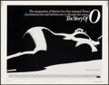 """Movie Posters:Adult, The Story of O & Other Lot (Allied Artists, 1976). Rolled, Very Fine. Half Sheet (22"""" X 28"""") & British Quad (30"""" X 40""""). Adu... (Total: 2 Items)"""