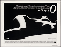 """The Story of O & Other Lot (Allied Artists, 1976). Rolled, Very Fine. Half Sheet (22"""" X 28"""") &..."""