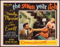 "Movie Posters:Comedy, The Seven Year Itch (20th Century Fox, 1955). Very Fine-. Lobby Card (11"" X 14""). Comedy.. ..."