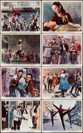 """Movie Posters:Academy Award Winners, West Side Story (United Artists, 1962). Very Fine. British Front of House Photo Set of 8 (8"""" X 10""""). Academy Award Winners.... (Total: 8 Items)"""