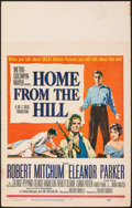 "Movie Posters:Drama, Home from the Hill & Other Lot (MGM, 1960). Fine+. Window Cards (2) Identical (14"" X 22"") & Trimmed Window Cards (2) (14"" X ... (Total: 4 Items)"
