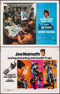 "Movie Posters:Comedy, C.C. and Company & Other Lot (Avco Embassy, 1970). Rolled & Folded, Overall: Fine/Very Fine. Half Sheets (14) (22"" X ..."