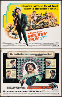 "Bloody Mama & Other Lot (American International, 1970). Rolled, Overall: Fine+. Half Sheets (15) (22"" X 28&..."